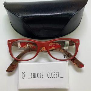 🕶️Ray-Ban RB5184 Eyeglasses/1021/VT608🕶️